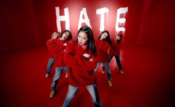 "4Minute สวยเป๊ะ แดนซ์ยับใน MV ใหม่ ""HATE"""