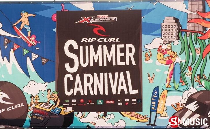 เซิร์ฟ-แดนซ์-ดื่ม-อาร์ต กับ Rip Curl Summer Carnival 2016