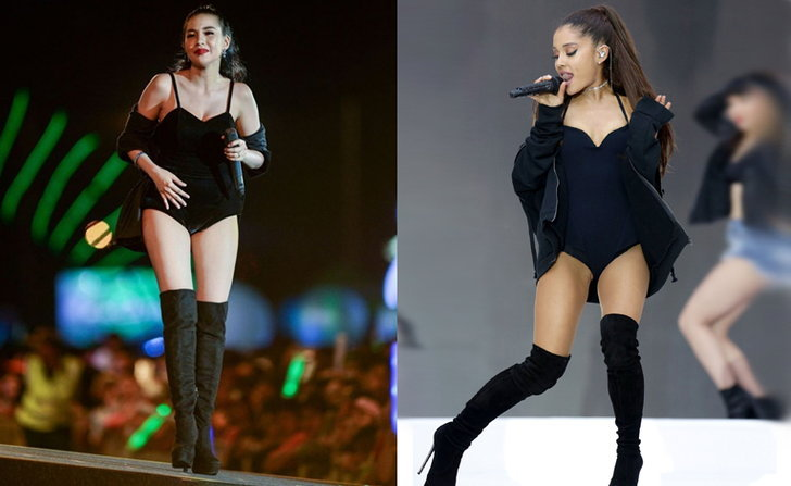 ใบเตย อาร์สยาม ถูกจับโป๊ะ แต่งตัวเหมือน Ariana Grande เป๊ะตั้งแต่หัวจรดเท้า