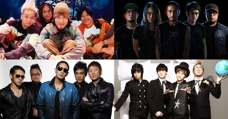 7 วงดนตรีขวัญใจวัยรุ่น ที่เคยเปลี่ยนชื่อวงก่อนจะมาดัง!!