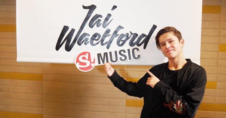 "[Interview] Jai Waetford ""ถ้าอยากประสบความสำเร็จ ต้องใช้ social media ให้เป็น"""