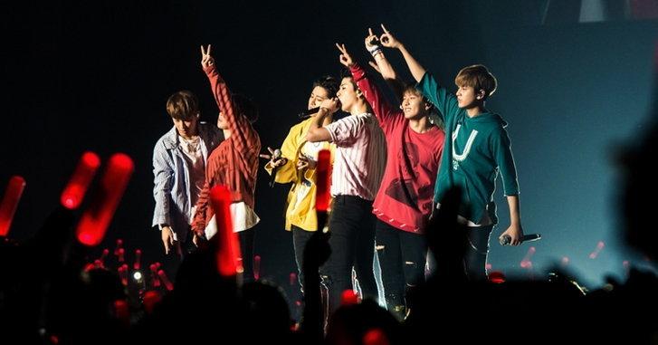งานดี งาน iKON หนุ่มๆ จัดเต็ม เสียงดี เต้นแน่นไม่มีเหนื่อย