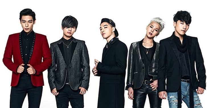 """ตะลึง! วงเคป๊อป """"BIGBANG"""" ทำรายได้แซง """"Maroon 5"""""""