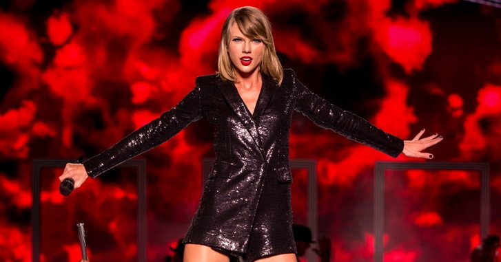 Taylor Swift ทุบสถิติศิลปินรายได้สูงสุดปี 2016 รับไป $170 ล้าน