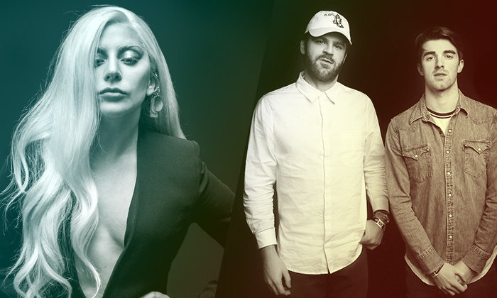 ดราม่า! แฟนเพลง Lady Gaga ถล่มทวีต The Chainsmokers