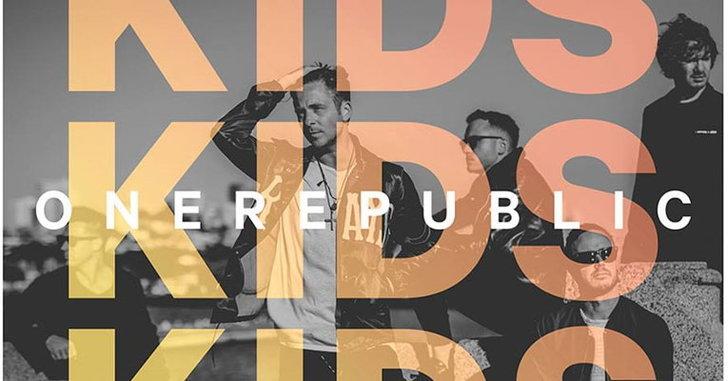 """OneRepublic ปล่อยแล้วซิงเกิ้ล 2 จากอัลบั้มใหม่ """"Kids"""""""