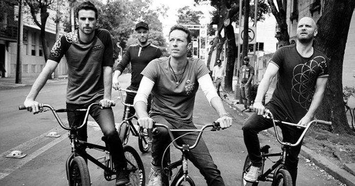 """Coldplay ปล่อยเอ็มวีล่าสุด """"A Head Full of Dreams"""""""