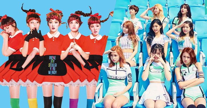 เปิดโผ! เกิร์ลกรุ๊ป K-POP ที่ทหารเกาหลีอยากให้แวะไปหาที่ค่ายมากที่สุด