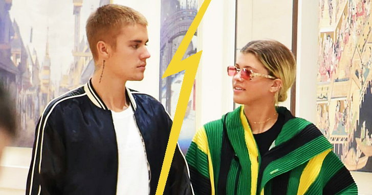 Justin Bieber ปิดฉากรักแฟนกันแค่เดือนเดียวกับสาว Sofia Richie