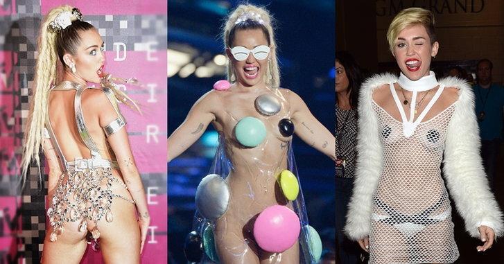 นี่หรือชุด! 10 ชุดสุดแปลกของ Miley Cyrus ที่คุณต้องทึ่ง
