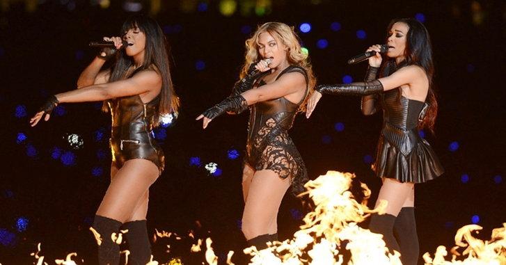 Beyoncé แจม Destiny's Child ตามเทรนด์ Mannequin Challenge