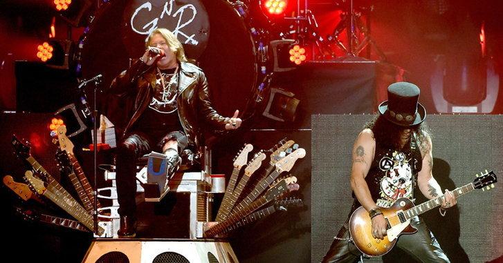 สิ้นสุดการรอคอย!! Guns N' Roses มาไทยแน่!!