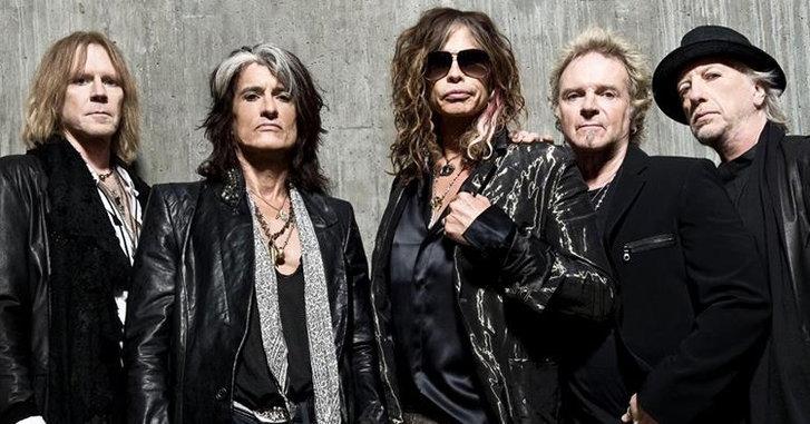 Aerosmith ประกาศทัวร์ยุโรปปีหน้าก่อนแยกวง