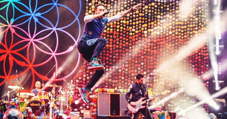 Coldplay Live in Bangkok 2017 ผังคอนเสิร์ต ราคาบัตร และอุปกรณ์ต้องห้าม
