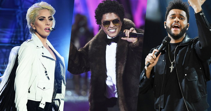 Lady Gaga, Bruno Mars, The Weeknd โชว์สุดอลังใน Victoria's Secret Fashion 2016