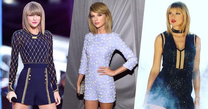 Taylor Swift กับลุคเด็ดลุคโดน สวยพิฆาตฆ่าตายทุกนาง!