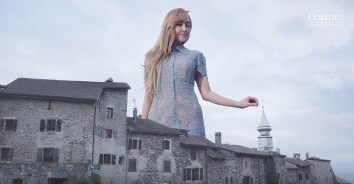 """สวยปังมาก! เจสสิก้า อดีตสมาชิก Girls' Generation กับเอ็มวีใหม่ """"Wonderland"""""""