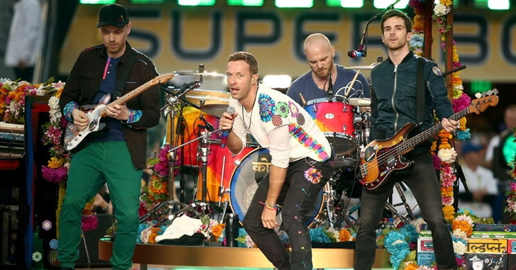 Coldplay Live in Bangkok 2017 เจอกันแน่ 7 เม.ย. 60