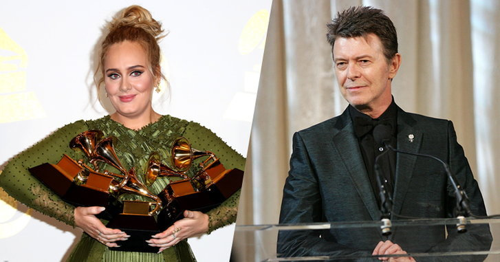 Adele, David Bowie คว้า 5 รางวัลจากเวที Grammy Awards 2017