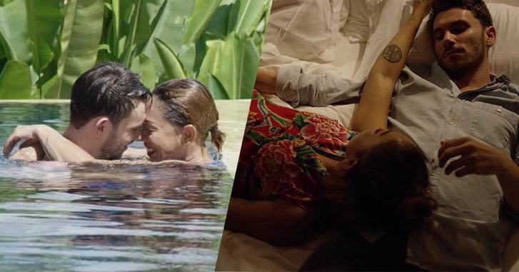 """""""ดา เอ็นโดรฟิน"""" กับภาพสวีตแฟนหนุ่มชาวต่างชาติสุดแซ่บใน MV """"Four Walls"""""""