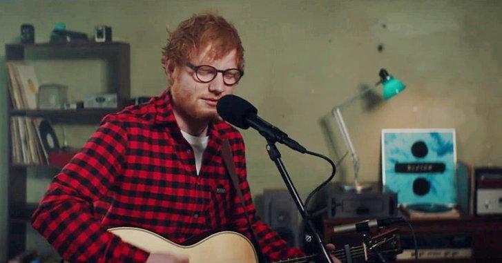 """Ed Sheeran ส่งเพลงหวานเอาใจแฟนเพลง """"How Would You Feel (Paean)"""""""
