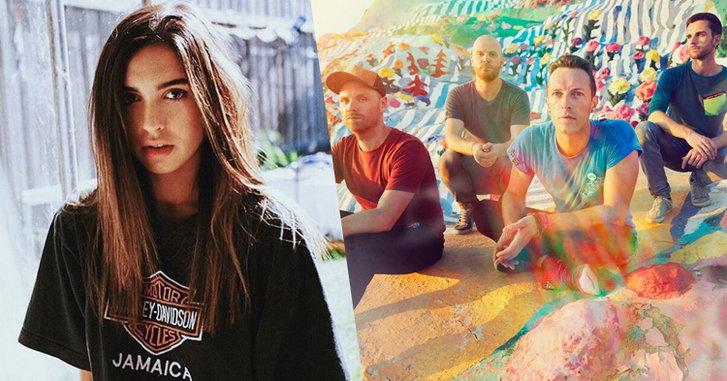 Jess Kent สาวน้อยมหัศจรรย์ ผู้แสดงเปิดให้ Coldplay ในบ้านเรา
