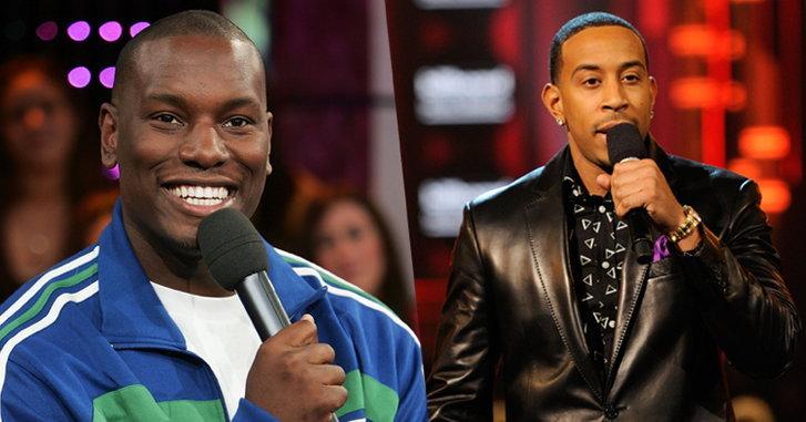 """ย้อนอดีต """"Tyrese - Ludacris"""" 2 นักแสดง Fast & Furious กับบทบาทนักร้องสุดเท่!"""