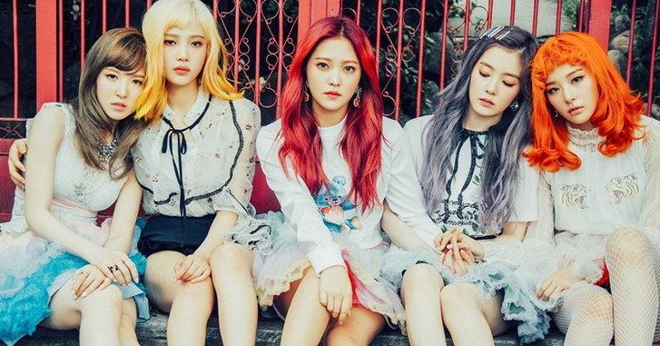 Red Velvet ส่งคลิปทักทายชาวไทยก่อนเจอตัวจริง 10 มิ.ย. นี้