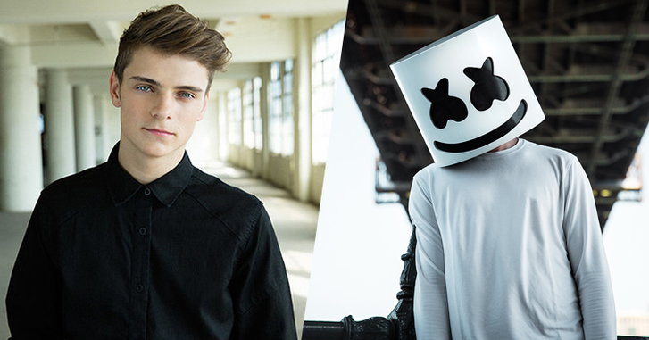 Martin Garrix & Marshmello มาแน่ Together Festival 2017
