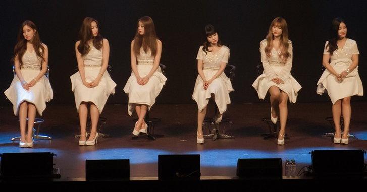 T-ARA ทำแฟนคลับไทยน้ำตาซึมใน T-ara Fan Meeting in Bangkok 2017