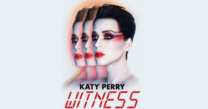 Katy Perry เปิดตัวอัลบั้มใหม่ Witness พร้อมประกาศทัวร์ยาวถึงปีหน้า