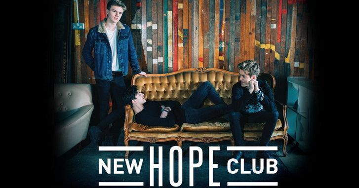 New Hope Club บอยแบนด์หน้าใหม่ หล่อใสเก่งครบเครื่อง