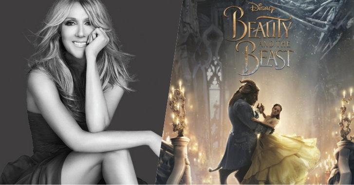 Celine Dion กลับมาทวงบัลลังก์เจ้าแม่เพลงหนังใน Beauty and the Beast
