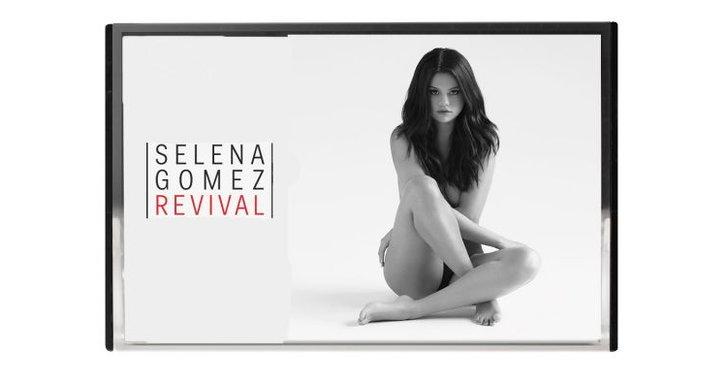 """Selena Gomez ออกอัลบั้มรูปแบบ """"เทป"""" หลังนั่งแท่นโปรดิวซ์ 13 Reasons Why"""