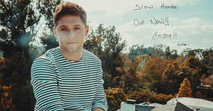 """Niall Horan ส่งซิงเกิ้ล """"Slow Hands"""" ขึ้นอันดับ 1 ใน 25 ประเทศ"""
