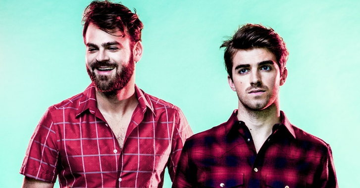 The Chainsmokers Live In Bangkok 2017 เจอกัน 15 ก.ย. นี้