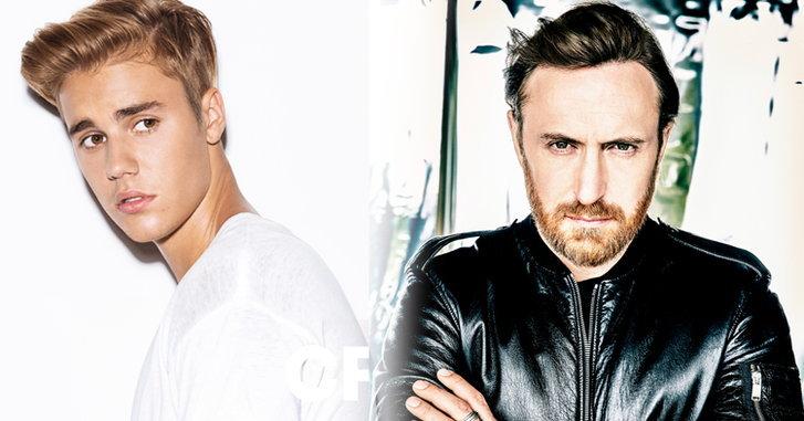 "Justin Bieber โดดแจม David Guetta เจ้าพ่อ EDM ส่ง ""2U"" เอาใจขาแดนซ์"