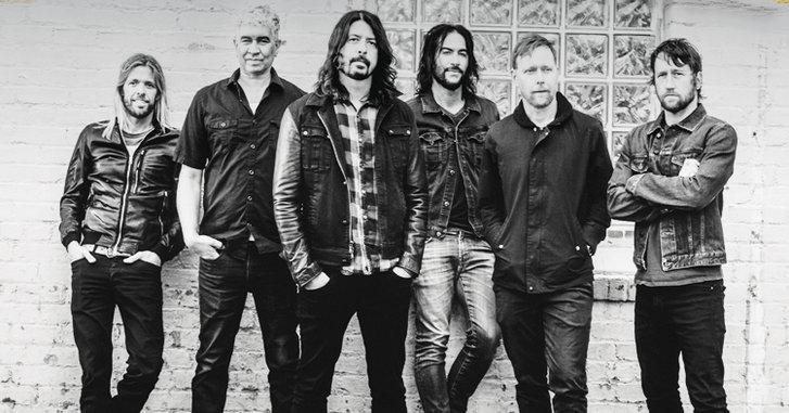 Foo Fighters Live in Bangkok พร้อมหรือยัง เจอกัน 24 ส.ค. นี้