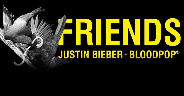 "Justin Bieber ชวน Bloodpop คัมแบ็คกับเพลงแดนซ์สุดเท่ ""Friends"""