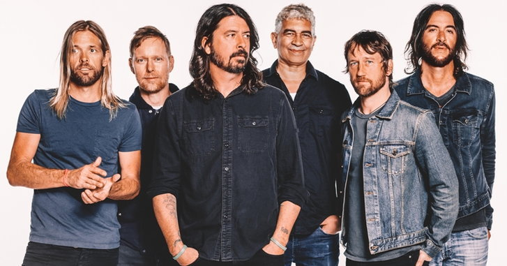 Foo Fighters ประเดิมอัลบั้มที่ 9 ร่วมงานกับโปรดิวเซอร์ Adele