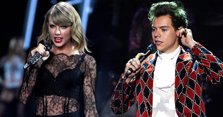 ลือหนัก! Taylor Swift กับ Harry Styles จะขึ้นโชว์เวที Victoria's Secret ปีนี้