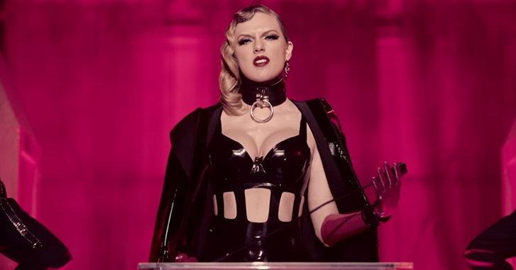 Taylor Swift กลับมายึดบิลบอร์ดชาร์ต เขี่ยแชมป์เก่า 16 สัปดาห์กระเด็น