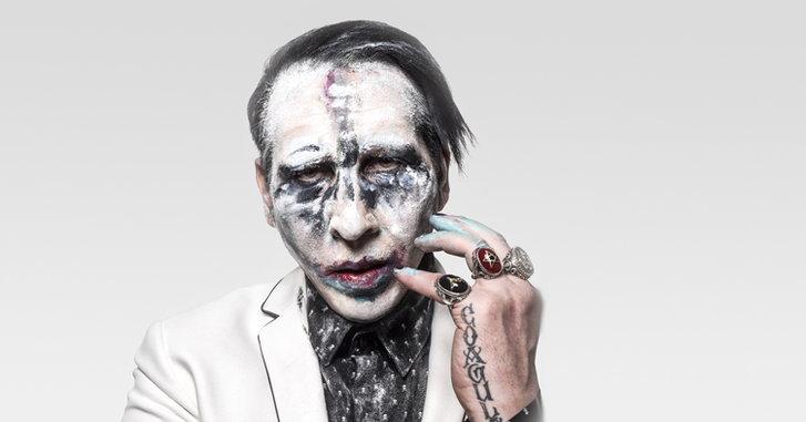 "Marilyn Manson กลับคืนบัลลังก์กับซิงเกิลใหม่ ""We Know Where You F**king Live"""