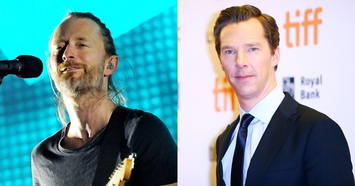 เมื่อ Thom Yorke จาก Radiohead สัมภาษณ์ Benedict Cumberbatch
