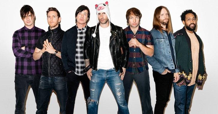 Maroon 5 เผยรายชื่อเพลงในอัลบั้มใหม่ Red Pill Blues เตรียมปล่อย 3 พ.ย. นี้