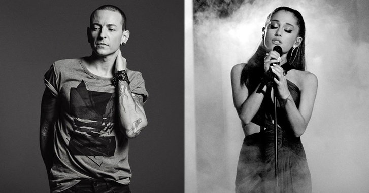 Linkin Park-Ariana Grande ติดอันดับศิลปินที่มีคนรีทวีตมากที่สุดแห่งปี 2017
