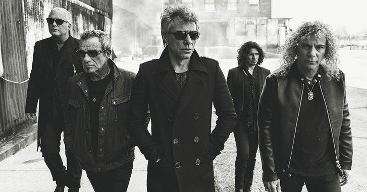 Bon Jovi นำทีมศิลปินร็อคจารึกชื่อในหอเกียรติยศ Rock and Roll 2018
