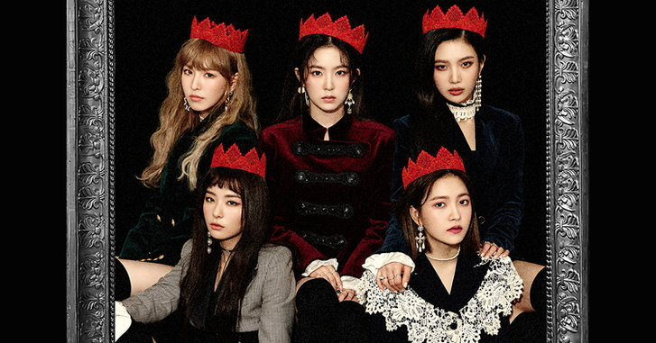 "Red Velvet กลับมา ""จ๊ะเอ๋"" ทุกคนกับซิงเกิ้ลใหม่ ""Peek-A-Boo"""