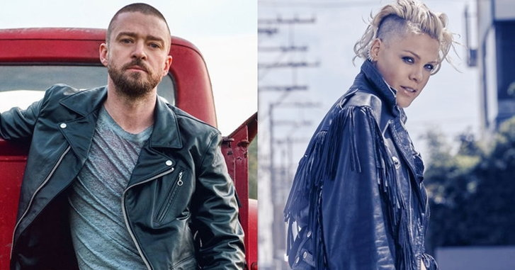 Justin Timberlake, P!nk ศิลปินที่ได้ขึ้นแสดง-ร้องเพลงชาติในงาน Super Bowl LII