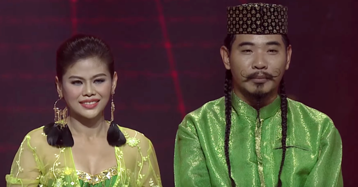 เปรี้ยว + แชมป์ สองศิลปินต่างที่มา สู่ดูโอ้ผู้เป็นตำนาน The Voice Thailand
